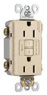 P&S 2097 20A 120V GFCI RCPT