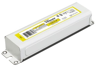 ADVANCE H1Q26TPBLSM : ELECTROMAGNETIC BALLAST 1 LAMP 26W COMPACT(2-PIN) 120V