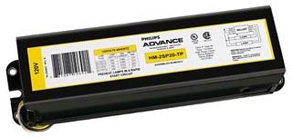 ADVANCE HM1P20TPI : ELECTROMAGNETIC BALLAST 1 LAMP F20T12 PH 120V