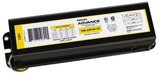 ADVANCE RLQ120TPI : ELECTROMAGNETIC BALLAST 1 LAMP F20T12 PH 120V