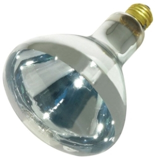 SATCO S4750 125R40 HEAT CLR LAMP