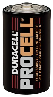 "DURACELL PC1300 1.5V ""D"" (12-PK) Product Image"