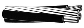 OVRHD 1/0-4 QUAD COSTENA x 1200'