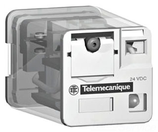 Square D/Telemecanique Square D Rumc3Ab1B7 Plug-In Relay 240V at Sears.com