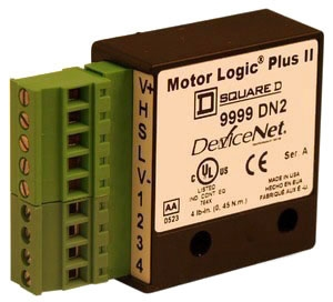 Square d 9999dn2 mtr logic plus ii devicenet comm module for Square d motor logic