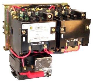 Square D 8736scg8v02s Starter Motor Control 1000vac