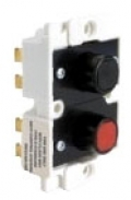 SQUARE D 9001BOC214 : CONTROL STATION CONTACT BLOCK 600VAC 5A