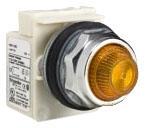 Square D 9001KP1R31 - 30MM Pilot Light 120V Red