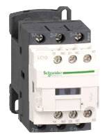 SQUARE D LC1D12G7 : CONTACTOR 600VAC 12AMP IEC +OPTIONS