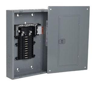 Square D Qo120l125g Ld Cntr Box Amp Int Gordon Electric