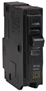SQUARE D QO150 : MINIATURE CIRCUIT BREAKER 120/240V 50A