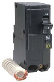 Square D Qo220epd Miniature Circuit Breaker 120 240v 20a