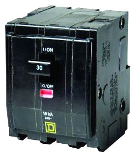 SQUARE D QO330 : MINIATURE CIRCUIT BREAKER 240V 30A