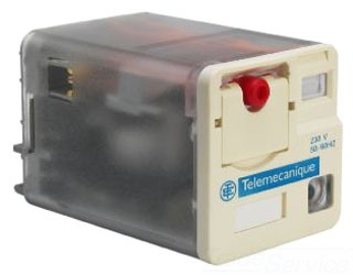 Square D/Telemecanique Square D Rumc2Ab2P7 Plug-In Relay 240V at Sears.com