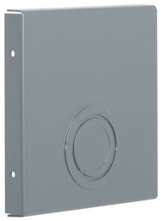 SQUARE D LDB4CP : WIREWAY 4 X 4 - N1 PAINT - CLOSING PLATE