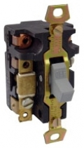 Square D 2510FO1 - Fractional Horsepower Manual Starter Non-Reversing, Toggle Oper., 1-Pole, Type:F