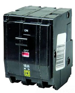 SQUARE D QO350 : MINIATURE CIRCUIT BREAKER 240V 50A