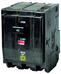SQUARE D QO360 : MINIATURE CIRCUIT BREAKER 240V 60A
