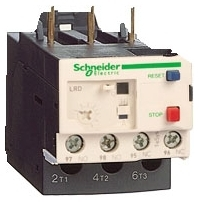Square D LRD07 - Overload Relay (TeSys D) Class 10 with Single Phase Sens., Trip: 1.6A to 2.5A