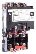 Square D 8536SDO1V02S - Full Voltage Starter (Type S) Non-Reversing, 45A, Size: 2, 3-Phase