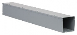 SQD LDB64 6X6X4FT GRAY WIREWAY **CLOSING PLATES NOT INCLUDED - ORDER SEPARATELY