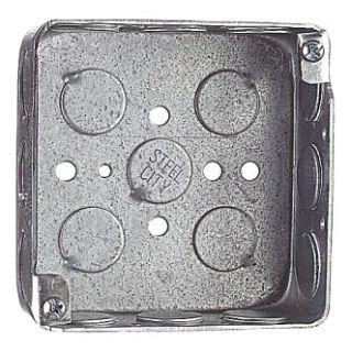 STL-CTY 52151-1/2 4SQ 1-1/2D BOX (dnr)