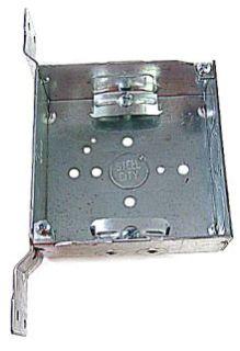 STL-CTY 52151-CVN 4SQ NMCBOX W/BRKT