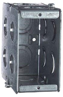 STL-CTY GW135G MSNRY BOX