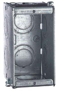 STL-CTY GW125G MSNRY BOX