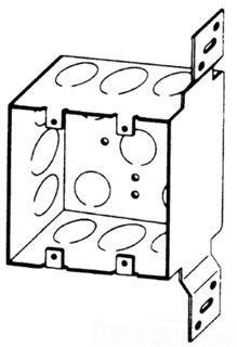 BOWERS 132-W-FB-SPL 2G 4X2-1/8D BOX Product Image