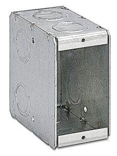 BOWERS 1-MB 1G 3-1/2D MASONRY BOX Product Image