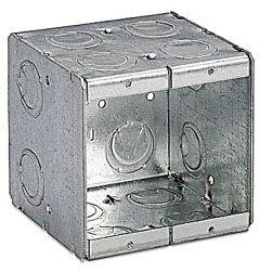 BOWERS 2-MB 2G 3-1/2D MASONRY BOX Product Image