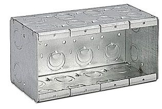 BOWERS 4-MB 4G-3-1/2D MASONRY-BOX