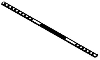 BOWERS 14-B 20-IN STR BAR HANGER Product Image
