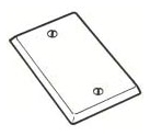 BOWERS 100-BW-N/S HANDY BOX COVER Product Image